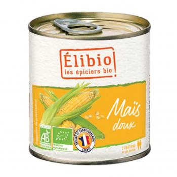 Maïs doux 300g bio - Elibio