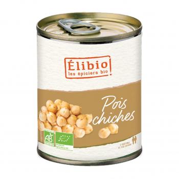 Pois chiches 400g bio - Elibio