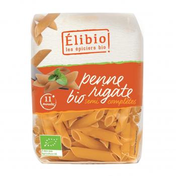 Penne semi-complètes 500g bio - Elibio