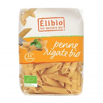 Penne blanches 500g bio - Elibio