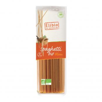 Spaghetti semi-complets 1kg bio - Elibio