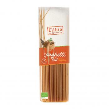 Spaghetti semi-complets 500g bio - Elibio