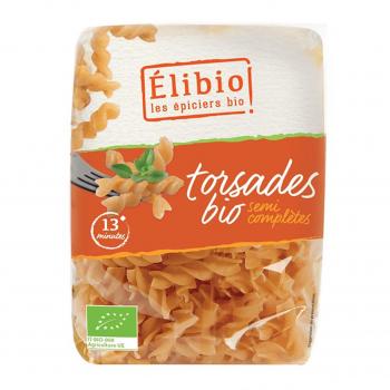 Torsades semi-complètes 500g bio - Elibio