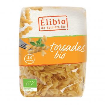 Torsades blanches 500g bio - Elibio