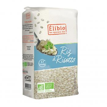 Riz pour risotto 500g bio - Elibio