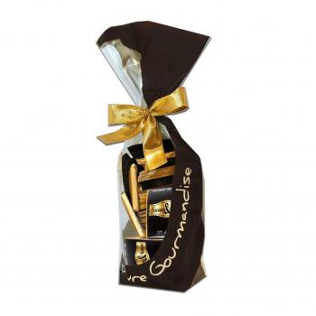 Napolitains de chocolat noir 125g bio - Saveurs et Nature