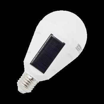 Ampoule solaire rechargeable