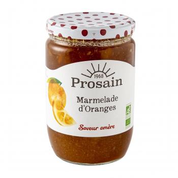 Marmelade d'Oranges Saveur Amère 750g-Maison ProSain
