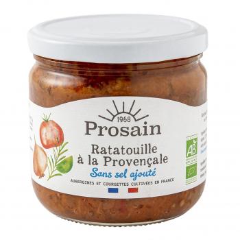 Ratatouille sans sel ajouté 38.8cl bio - PROSAIN