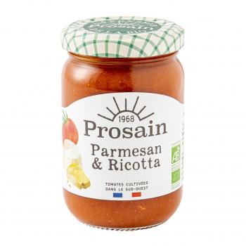 Sauce tomate parmesan-ricotta 200g bio - PROSAIN