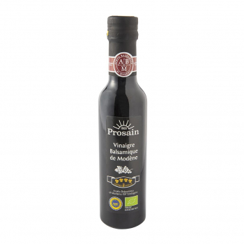 Vinaigre balsamique de Modène 25cl bio - PROSAIN