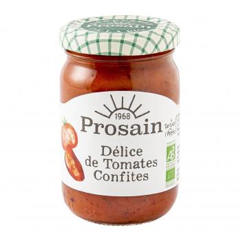 Délice de tomates confites 195 gr bio - PROSAIN