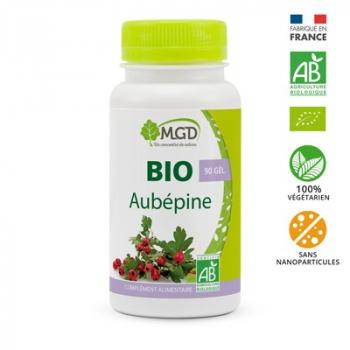Aubépine 90 gél. bio - MGD