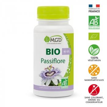 Passiflore 90 gél. bio - MGD