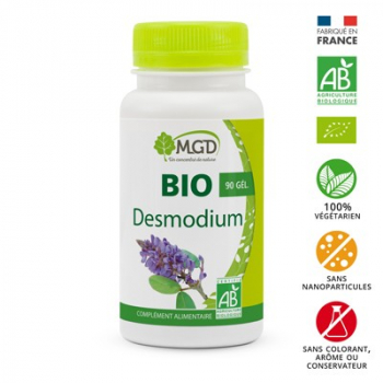 Desmodium 90 gél. bio - MGD
