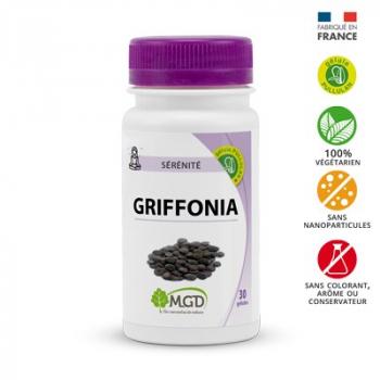 Griffonia 30 gél. - MGD