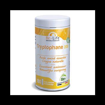 Tryptophane 200 : acide aminé essentiel 180 gélules - Be-life