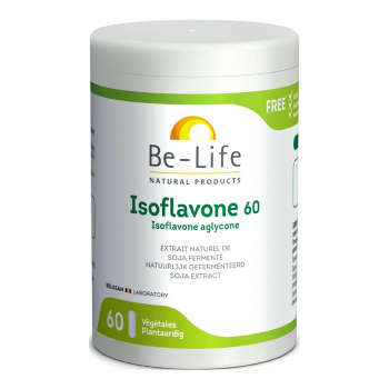 Isoflavone 60 60 gélules - Be-Life