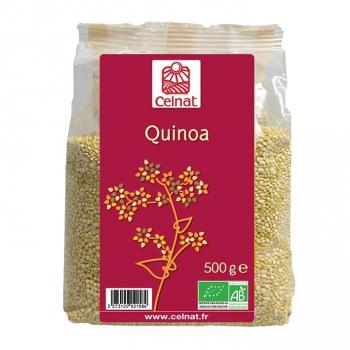 Quinoa 500g bio - Celnat
