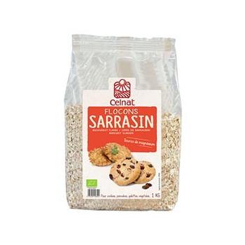 Flocons de sarrasin 1kg bio - Celnat