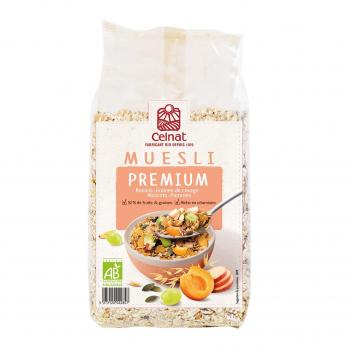 Muesli Premium 375g bio - Celnat
