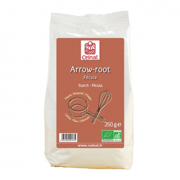 Arrow-root 250g bio - Celnat