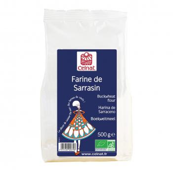 Farine de sarrasin 500g bio - Celnat