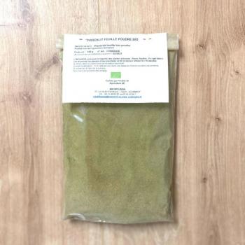 Pissenlit Bio : feuilles en poudre