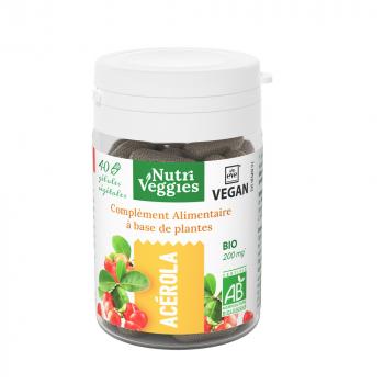 Acérola Bio 40 gélules