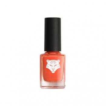 Vernis à ongles naturel - ALL TIGERS 195 - Orange corail