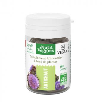 Artichaut Bio 40 gélules