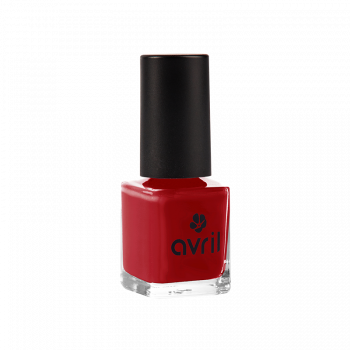 Vernis Rouge Opéra - AVRIL