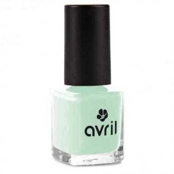 Vernis à ongles Vert d'eau 573 - AVRIL