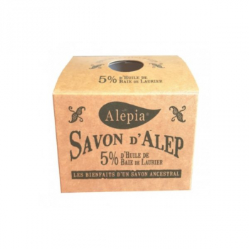 Savon d'Alep 5%