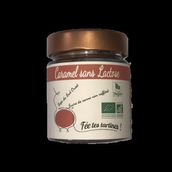 Caramel végétal BIO (sans lactose) - 175 g
