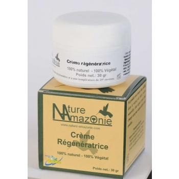 Crème régénératrice aux beurres végétaux