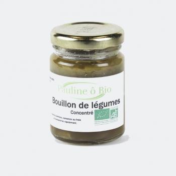 Bouillon de concentré de légumes - 90 gr