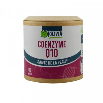 Coenzyme Q10 - 60 gélules végétales