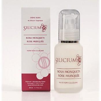 Crème silicium rose musquée