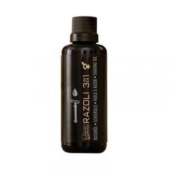 Huile de rasage Razoli 3 en 1 - 100 ml - Amanprana