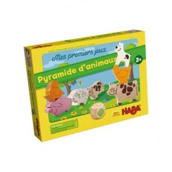 Mes premiers jeux - Pyramide d'animaux
