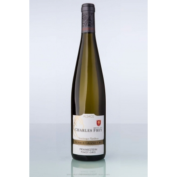 Pinot Gris Grand Cru FRANKSTEIN Vendanges Tardives 2015