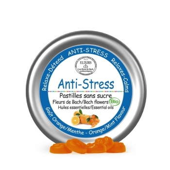 ELIXIRS & CO - Pastilles Anti-Stress