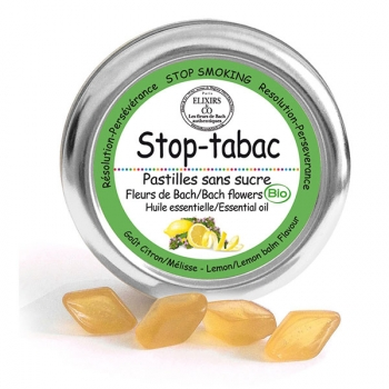 ELIXIRS & CO - Pastilles Stop-Tabac