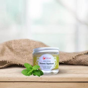 Baume Apaisant - Karité, Immortelle et huiles essentielles bio