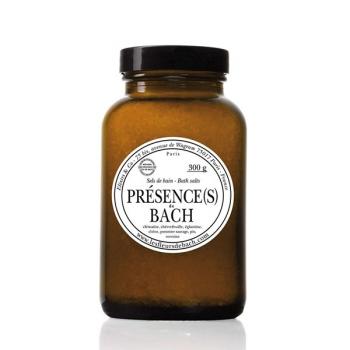 ELIXIRS & CO -  Sels  de  bain Présence(s) de Bach