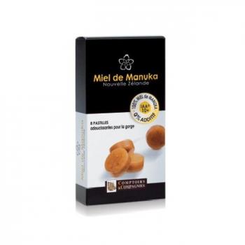 COMPTOIRS ET COMPAGNIES - Pastilles 100% Miel de Manuka UMF 10+ Boîte de 20g
