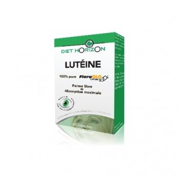 Lutéine 100% Pure - 60 Capsules - Diet Horizon