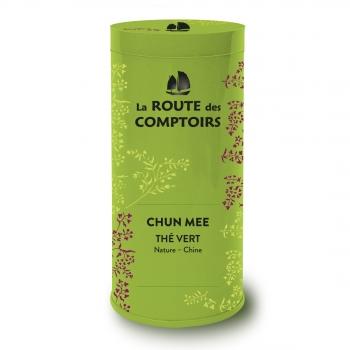 Thé vert bio Chun Mee Spécial