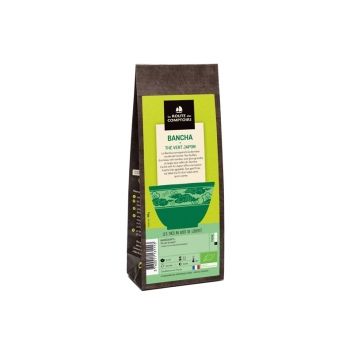Thé vert bio Bancha